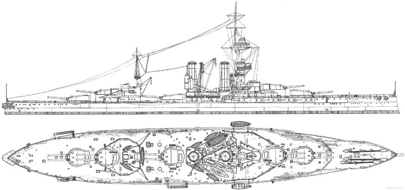Файл:Hms-iron-duke-1918-battleship.png