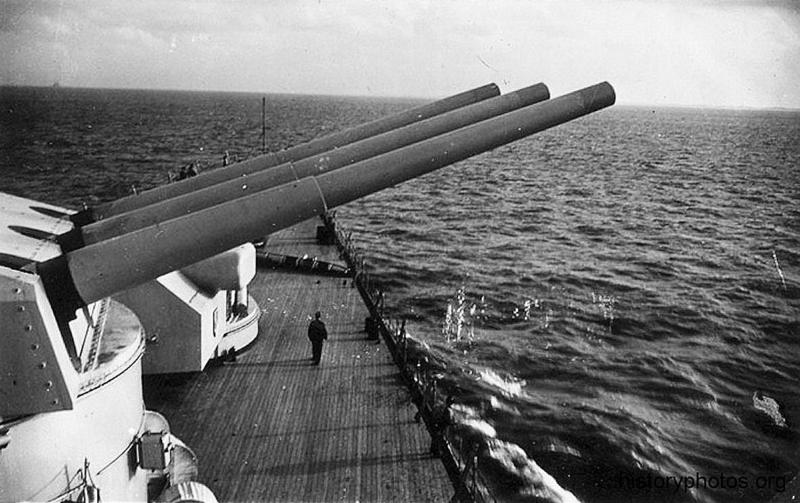 Файл:Scharnhorst 1939 башня Бруно.png