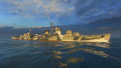 Тип 18 — Akizuki