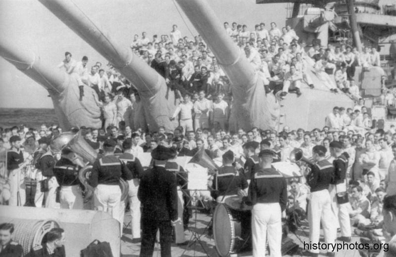 Файл:Scharnhorst 1941 оркестр.png