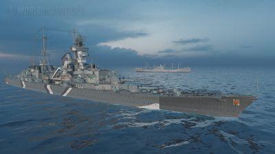 Тип 30 — Prinz Eugen