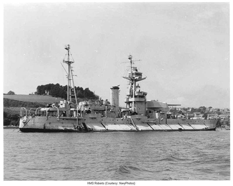 Файл:HMS Roberts postwar.jpg