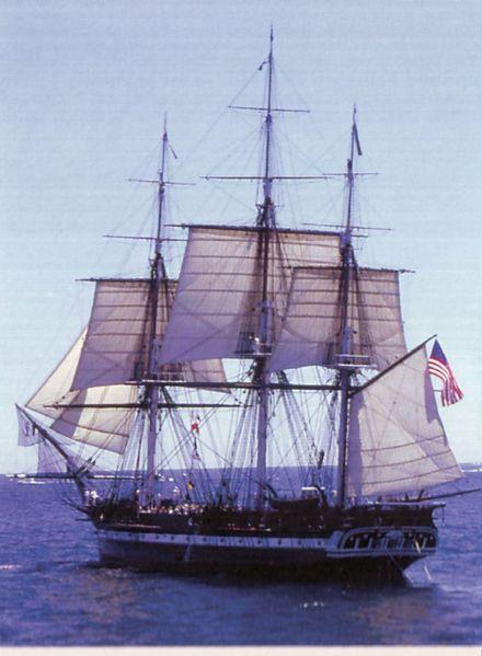 Файл:USS Constitution (1797).jpg