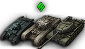 Heavy Tanks