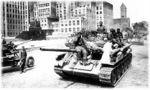 Liberating Minsk during Operation »Bagration«, July 1944.jpg