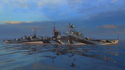 Тип 10 — Адмирал Макаров