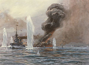 Explosion-of-HMS-Queen-Mary-by-Willy-Stower-web.jpg