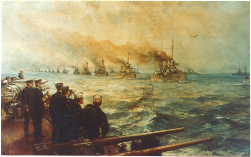 Файл:SurrenderOfGermanHighSeasFleet21November1918.jpg