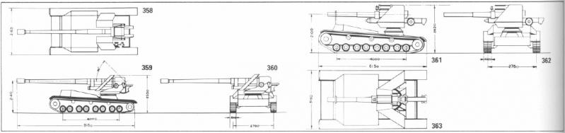 Datei:Waffenträger auf Panzer IV drawings.png