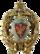 Знак об окончании полного курса наук Морского кадетского корпуса