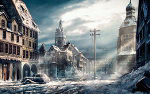 Зимний Химмельсдорф