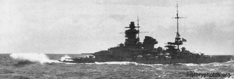 Файл:Scharnhorst 1940 заливает нос.png
