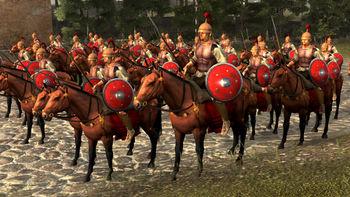 Конница легиона