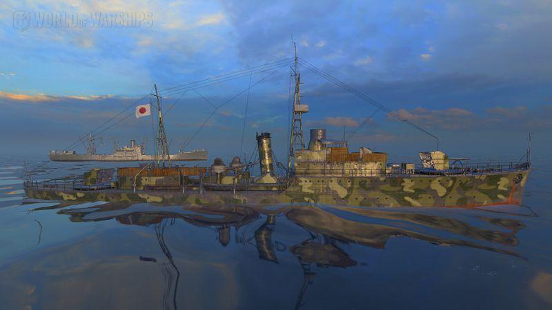 Файл:Камо Hashidate Тип 1.jpg