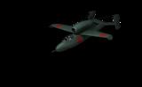 Tachikawa Ki-162-I