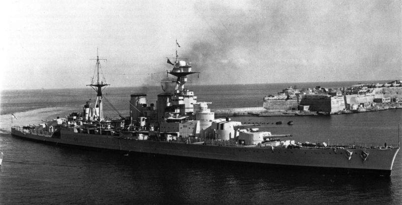 Файл:HMS Hood at Malta 1938.jpg