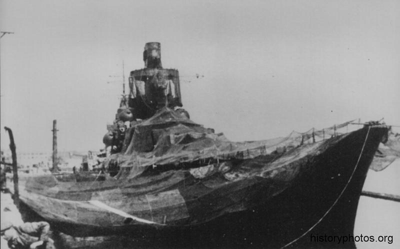 Файл:Scharnhorst 1941 замаскирован.png