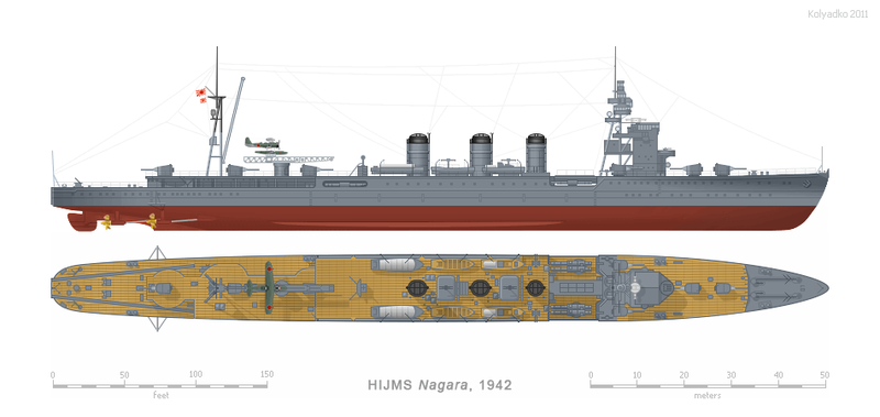 Файл:Ijn light cruiser nagara by midnike-d9bdgxl.png