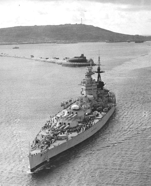 Файл:HMS Nelson в 1947 году-2.jpg