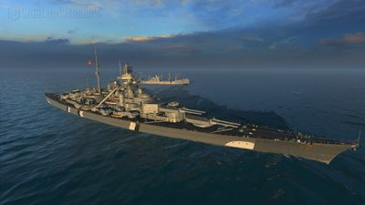 Тип 18 — Bismarck