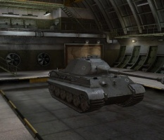 W.tiger World Of Tanks Tiger II front left view