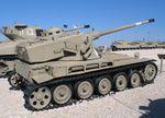 AMX 13 90 Israel Rear With Gun Elevated.jpg