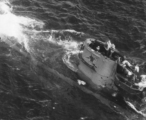 эмблемы на подводных лодках кригсмарин