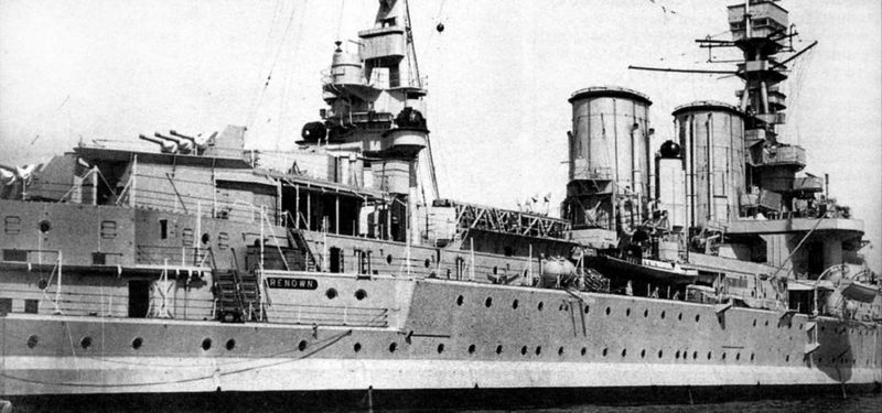 Файл:Кормовая надстройка HMS Renown после модернизации 1936 года.jpg