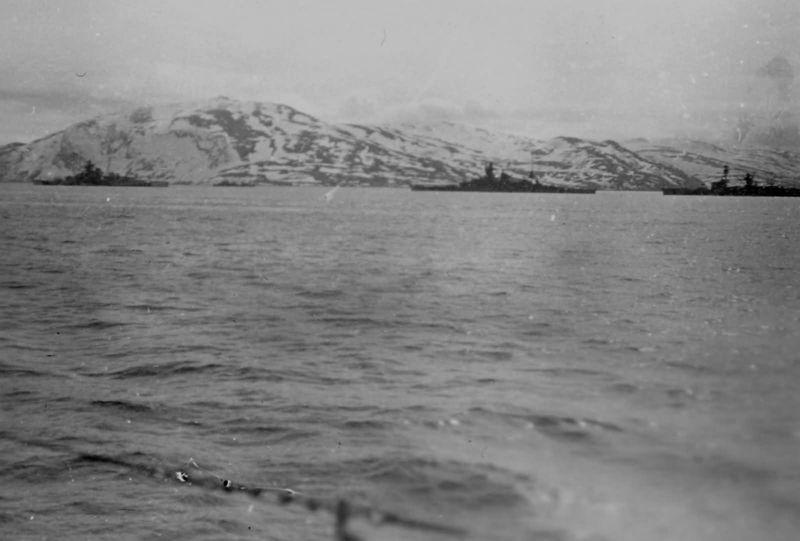 Файл:Tirpitz and Scharnhorst in Norway.jpg