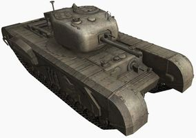 churchill vii equipment