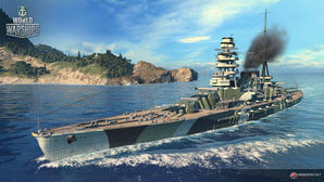 Wargaming S 17th Anniversary Gift Ship World Of Warships