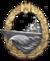Военный знак эсминцев.