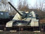 SU-85 tank destroyer in Polish Army Museum..JPG