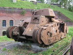 The wreck of the last surviving Char B1.jpg