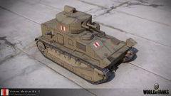Vickers Medium Mk. II