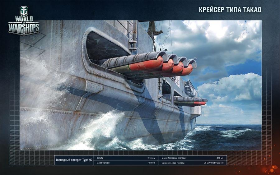 подводная лодка атакует крейсер выпуская по нему