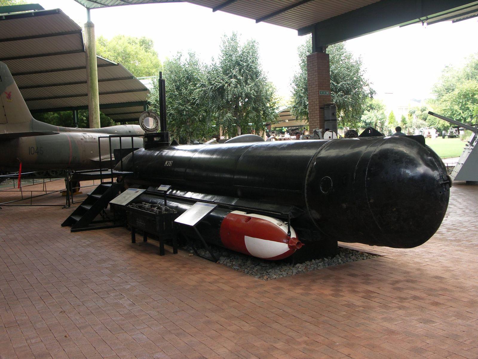 полуторакорпусная подводная лодка