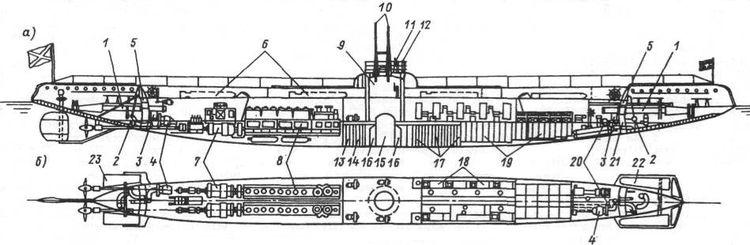 трубчатый торпедный аппарат