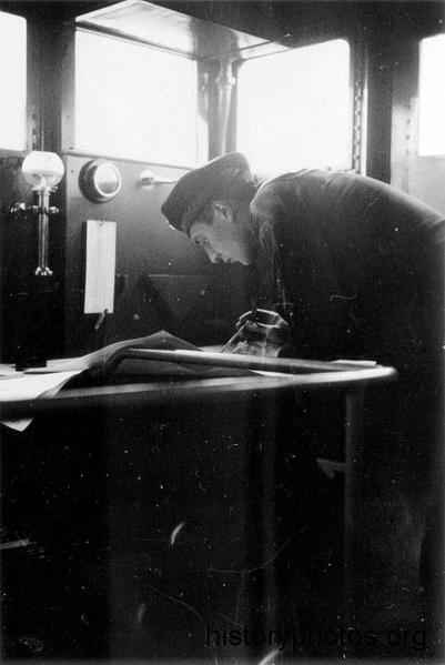 Файл:Scharnhorst 1940 прокладка курса.png