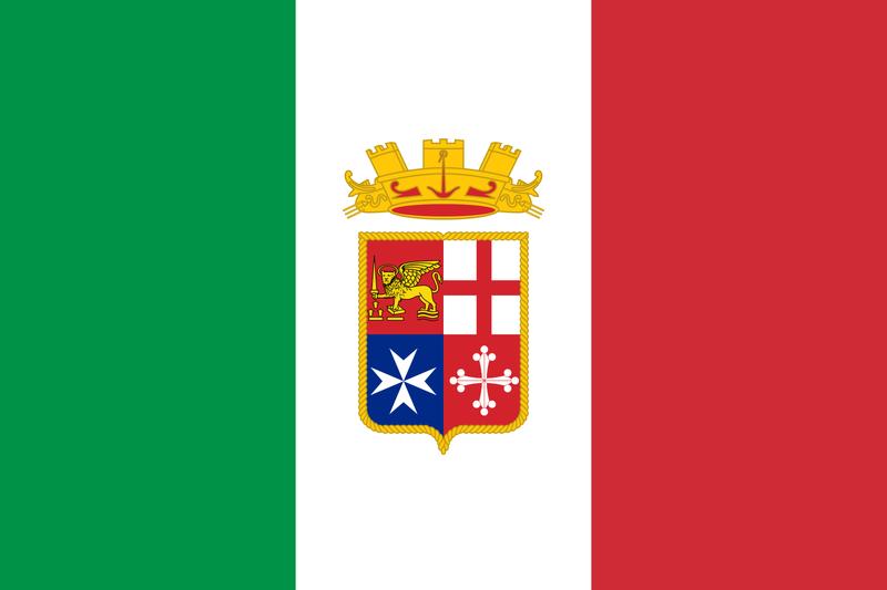 Файл:Флаг ВМС Италии.png