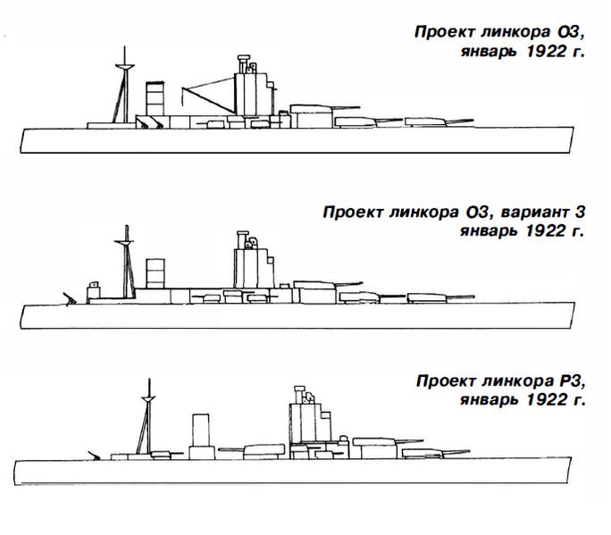 Файл:Эскизы проектов HMS Nelson.png