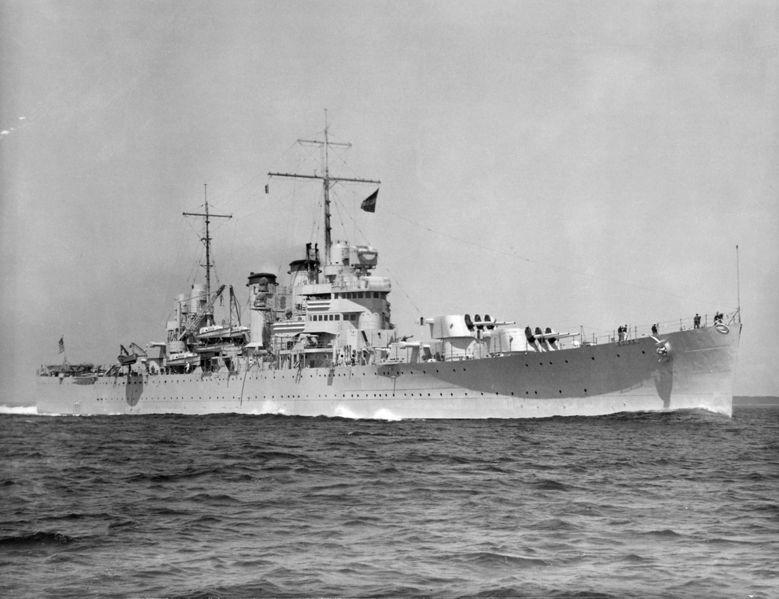 File:USS Boise (CL-47) underway 1938.jpg