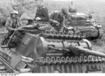 PzKpfw III Panzerbefehlswagen (command tank) III ausf E or F in Greece, fitted with a 37 mm gun and two coaxial machine guns (1940.jpg