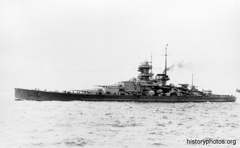 Файл:Scharnhorst испытания.png