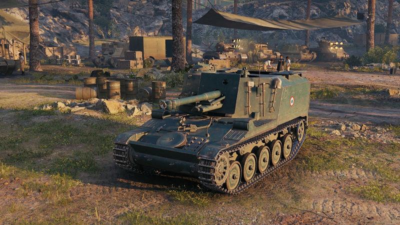 Файл:AMX 13 105 AM mle. 50 scr 2.jpg