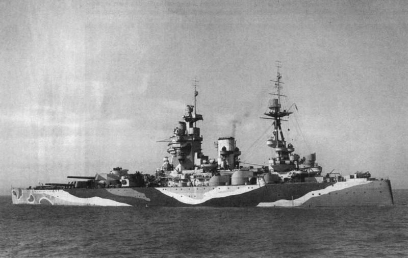 Файл:HMS Rodney after repairs 04-05-1942 2.jpg