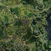 Хребет дракона (миникарта)