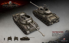 T28 Prototype — Global wiki. Wargaming.net