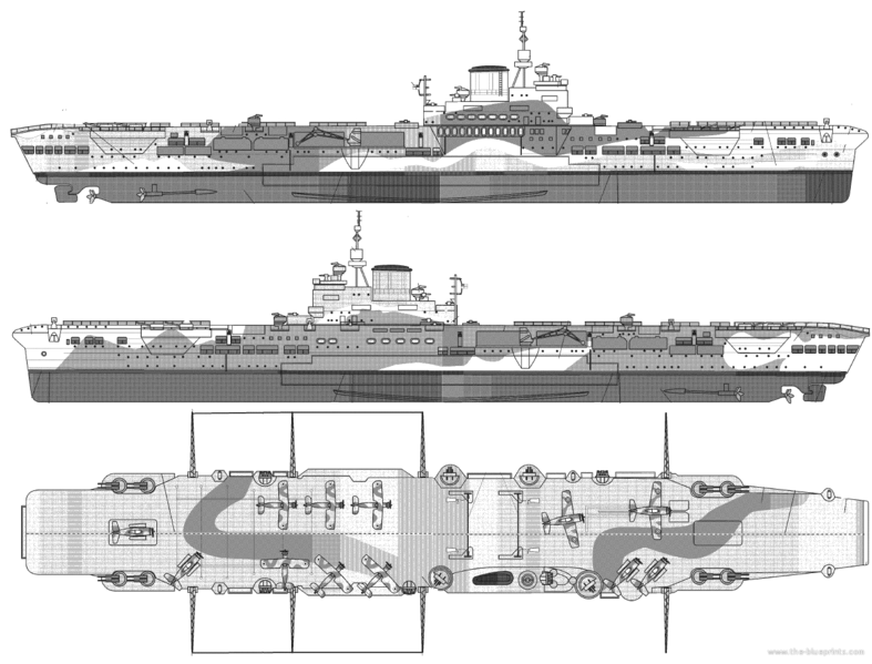 Файл:HMS Illustrious -Aircraft Carrier- (1942).png