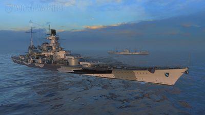 Тип 10 — Scharnhorst